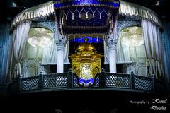 The Akal Takht (The world through my viewfinder) Tags: india sikh amritsar sikhism goldentemple punjabi harmandirsahib gurugranthsahib akaltakht insidegoldentemple