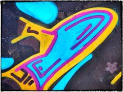 ONE_4047910_Snapseed-web (David Norfolk) Tags: abstract graffiti olympus 45mm ep3