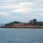 Duart Castle in the Morning Sun