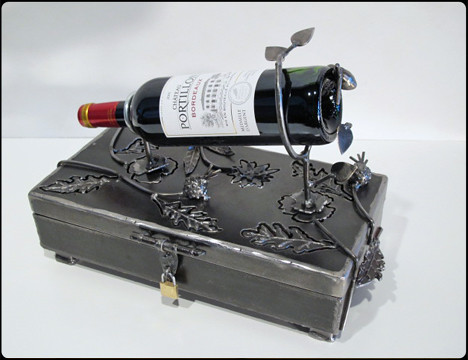 Wedding Gift Wine Box