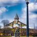 story book (nosha) Tags: blue sky lamp great nj og shore jerseyshore auditorium oceangrove jerseystrong ognj