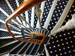 Hotel (Iris_14) Tags: paris stairs escalier spirale htel bestcapturesaoi elitegalleryaoi