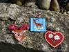 Alpine Bügelperlen (petuniad) Tags: perler pärlplattor hamabeads strijkkralen alpinechic huettenzauber buegelperlen