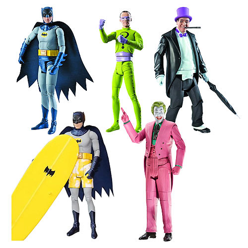 1966年經典電視劇版蝙蝠俠第二彈!