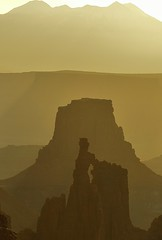 Canyon Shadows (Art Mullis Photography) Tags: sunrise utah shadows canyonlandsnationalpark washerwomanarch