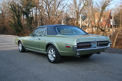"1968 Cougar • <a style=""font-size:0.8em;"" href=""http://www.flickr.com/photos/85572005@N00/8643870276/"" target=""_blank"">View on Flickr</a>"