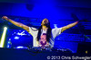 Steve Aoki @ Spring Fest 2013 The Verge Tour, Meadow Brook Music Festival, Rochester Hills, MI - 04-12-13