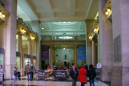 National Museum & Gallery Cardiff_13