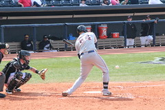 Allan Dykstra DH #24 Binghamton Mets (Sports Crazy) Tags: baseball easternleague minorleaguebaseball canalpark akronaeros binghamtonmets doublea doubleabaseball akronoh milb allandykstra canont3i