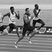 Josh Ross - Wins the 200m at the 2013 Australian Championships