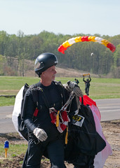 """Boogie Bonanza 2013, Don back from another FS big-way (divemasterking2000) Tags: party sky skydiving flying spring al jump jumping alabama dive diving celebration gathering western april boogie theme skydive canopy themed dropzone parachuting apr parachute dz bonanza canopies skyjump gather parachutes skyflying """"western skyfly 2013 skyjumping theme"""" """"boogie alabama"""" """"skydive bonanza"""" themed"""""""