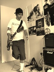 Week off playing (embryonicboy) Tags: rock punk guitar marshall skate blink182 uploaded:by=flickrmobile flickriosapp:filter=ocelot ocelotfilter
