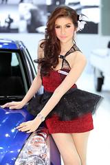 IG9C1135 copy (tony8888) Tags: show car race thailand model pretty bangkok queen impact thai motor 34th challenger motorshow pretties