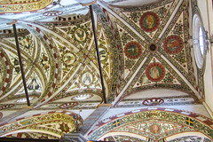 Beautiful Work (Jocey K) Tags: italy detail building art church ceiling worldheritagesite verona designs fresco paitnings santanastasia cosmostour6330