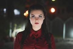 undercover (Vladimir Vidanovski) Tags: portrait girl beautiful project model pretty 365