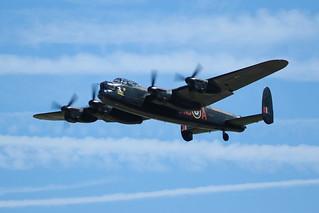 AVRO Lancaster PA474 Battle Of Britain Memorial Flight RAF Coningsby