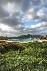Mistral wind in Sardinia (salvatore zizi) Tags: mistral maestrale vento viento wind nuvole clouds sardegna sardinia sardinien sea mare mer playa plage beach bay baia santa reparata teresa di gallura novembre november autumn storm sky cielo salvatore zizi waves nature onde