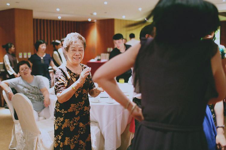 婚禮攝影-阿嬤