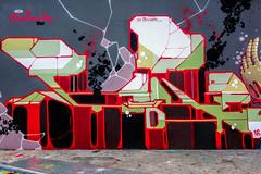 Graff by Jupe ! (Stphane LANDMANN) Tags: jupe stom500 robot graffiti graff graffeur artiste streetart wall robots spray sprayart peinture peintre street art extrieur downtowngraffiti surraliste jpp jpps