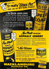 1952 ad (M-D Building Products) Tags: md building products