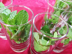Mint Leaves for Mohito Drink (shaire productions) Tags: mohito leaves mint image glass cups cuba cuban picture photo photography