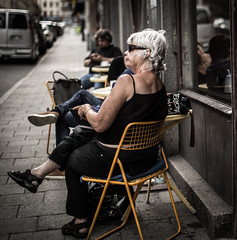 Thoughts (Henka69) Tags: street streetphoto stockholm candid streetcolour people