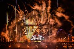 _DSC0749 (marilynwe) Tags: 2016 becca chris family marinersgame rebecca safecofield turnerfamily fireworks