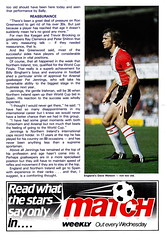 Leicester City vs Southampton - 1982 - Page 17 (The Sky Strikers) Tags: leicester city southampton fa cup road to wembley filbert street official matchday magazine 35p