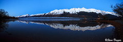 0S1A2647 (Steve Daggar) Tags: glenorchy newzealand sunrise landscape mountains snowcappedmountains reflections reflection lake queenstown
