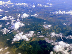 Serbia-Bulgaria frontier (oobwoodman) Tags: aerial aerien luftaufnahme luftphoto luftbild istgva thy turkishairlines bulgaria bulgarie bulgarien serbia serbie serbian srpska balkan