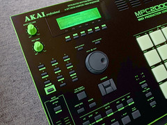 _0040202 (ghostinmpc) Tags: akai mpc2000 ghostinmpc custommpc 16pads