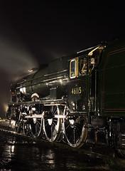 Ex Works Scot (Nigel Gresley) Tags: carnforth west coast railways 46115 scots guardsman steam locomotive