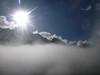 Haute Route - 50 (Claudia C. Graf) Tags: switzerland hauteroute walkershauteroute mountains hiking sunburst
