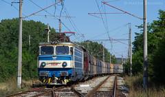 Coal service (Radler.z) Tags: 46007 55192 50501 coal freight train locomotive le5100 bobov dol bdz cargo batanovtsi