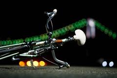Bridgestone Neocot with Rainbow bridge (ksnyan_1975) Tags: roadbike ratioc sony 85 bicycle bike bridgestonebike f18 road bridgestonecycle zeiss rainbowbridge cycle njs tokyobay citybike 85mmf18 nitto neocot 85mm ratiocoffeeandcycle carlzeiss bridge bokeh bridgestoneneocot bridgestone promnadehandle