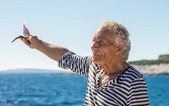 people (03) - Theo (Vlado Ferenčić) Tags: adriatic sea seascape adriaticsea malilošinj croatia people streetpeople theo zlatica2 nikond600 nikkor8020028