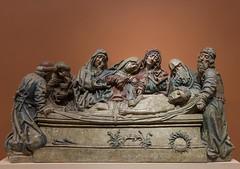 Llanto sobre Cristo muerto (jaseto2009) Tags: pedro milln gtico sevilla edadmedia museo bellas artes