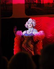 Philma Bocks (Kaptain Kobold) Tags: kaptainkobold act stage philmabocks drag dragqueen performance lgbt film movie priscilla festival brokenhill nsw australia boa