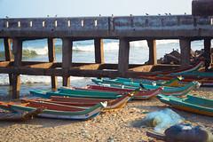 boats (Kiritan Flux) Tags: puducherry pondy tamilnadu india travel journey honeymoon