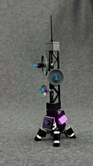 Ijad Broadcaster (Deltassius) Tags: ijad space alien lego frame mech mecha robot war military mf0 mfz mobile zero scrambler