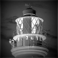 Lighthouse Lantern .. (** Janets Photos **) Tags: uk flamborough lighthouse eastyorkshire beacons lights headlands