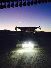 Burningman 2016 (rockgirl2670) Tags: burningman 2016 frozen oasis magic carpet art car
