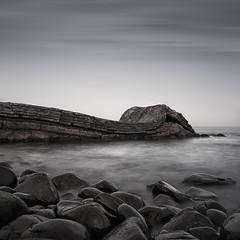 Vigilant (Lindi m) Tags: stones rockformation northsea saddlerock embletonbay northumberland seascape wetrocks longexposure