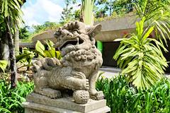 Guardian Lions (chooyutshing) Tags: stone singapore display sculptures marinabay baysouth gardensbythebay guardianlions nationalparksboard wangronghaichina