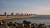 Jetty (BraCom (Bram)) Tags: wood longexposure holland canon rocks stones jetty nederland thenetherlands pole le hout ouddorp zuidholland goereeoverflakkee stenen grevelingen steiger palen southholland langesluitertijd canonef24105mmf4lisusm nd110 110nd bracom bw110endgrey canoneos5dmkiii bramvanbroekhoven