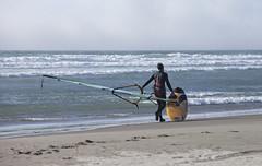 5699 Windsurfer (eyepiphany) Tags: surf surfing windsurfing oregoncoast manzanita manzanitabeach manzanitaoregon windsurfingontheoregoncoast