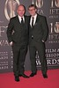 Dylan McGrath and Nick Munier at Irish Film and Television Awards 2013 at the Convention Centre Dublin