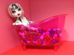 My Sweet Thing (Petit Monstre Vous) Tags: home monster high doll classroom frankie stein ick