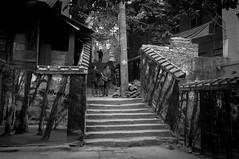 (SinoLaZZeR) Tags: china street blackandwhite bw blackwhite fuji streetphotography cityscapes finepix fujifilm  chongqing    x100
