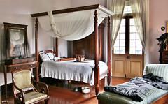 Sweet Dreams (gabi-h) Tags: usa home window vintage bedroom louisiana plantation historical oakalley vacherie gabih fourposterbed